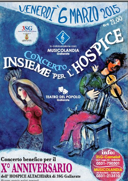 locandina concerto pro hospice
