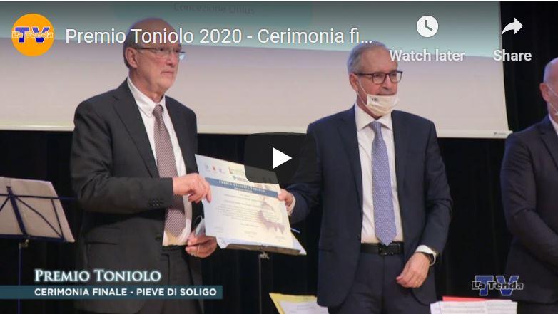 Premio Giuseppe Toniolo a Fondazione Opera Immacolata Concezione