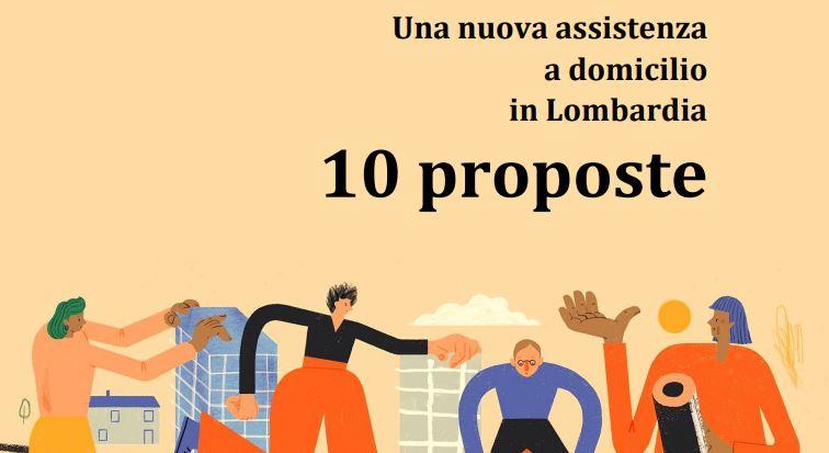 Lombardia – Assistenza domiciliare, 10 proposte