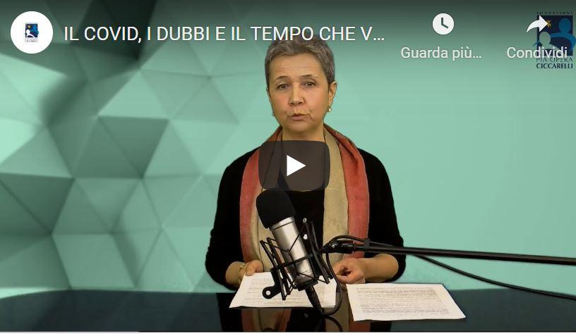 Il sociosanitario dopo il Covid-19: convegno Pia Opera Ciccarelli VIDEO