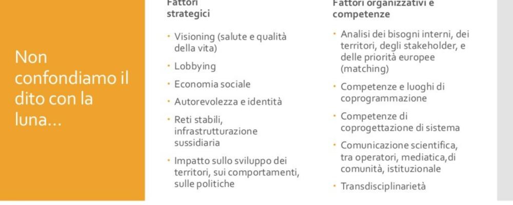 Fondi strutturali Unione Europea 2021 2027 -Slide Pier Paolo Inserra