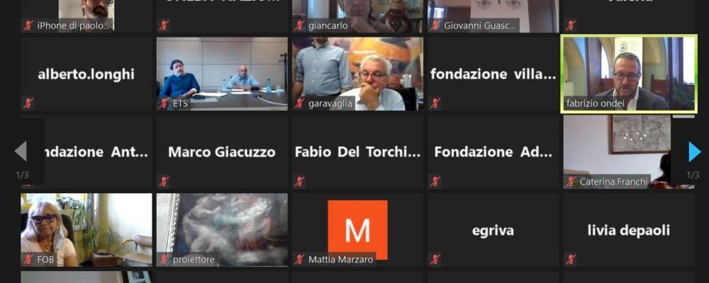 VIDEO – Superbonus 110% per enti del Terzo Settore, webinar Uneba