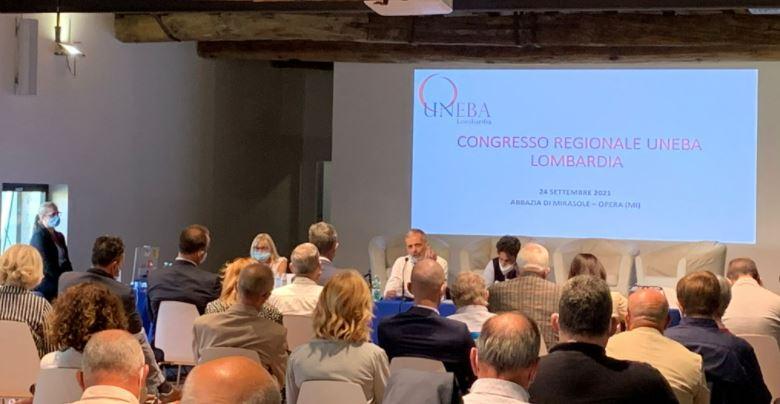 435 enti in Uneba Lombardia – Degani presidente, Petrillo vicario