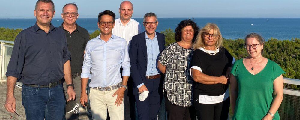 Nuovo consiglio regionale Uneba Friuli Venezia Giulia – Matteo Sabini confermato presidente