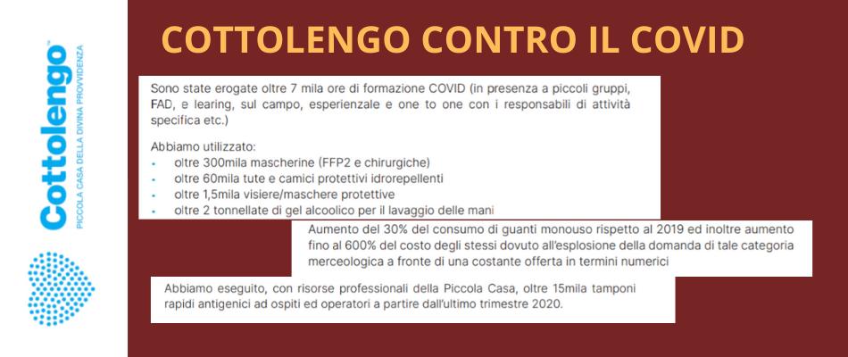 Bilancio di missione Cottolengo: intervento di mons.Galantino